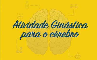 Atividade ginástica para o cérebro