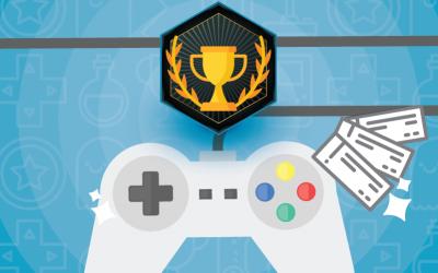 Resultados 1º campeonato de vídeo game