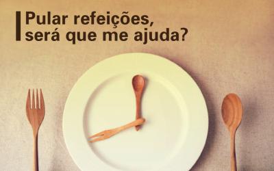 Como anda a sua alimentação diária?