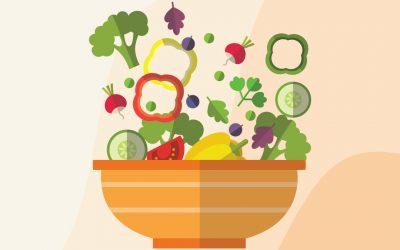 Os ingredientes para temperar a sua salada são benéficos à sua saúde?
